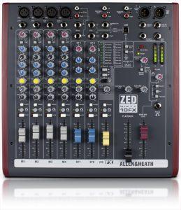 ZED 60 10FX Front Main